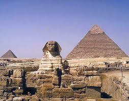Destination Cairo / Pyramids then