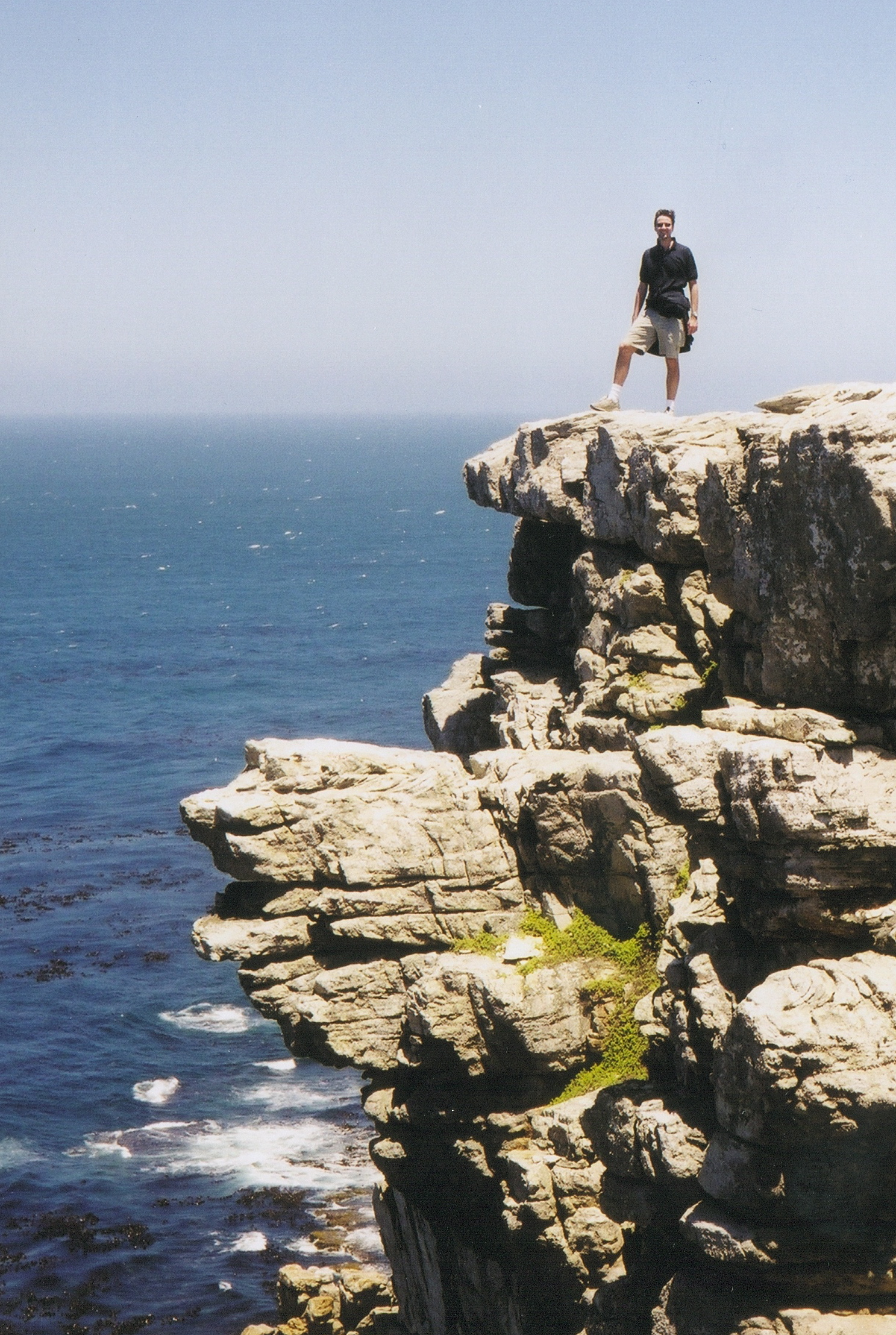 At the Cape of Good Hope, South Africa
