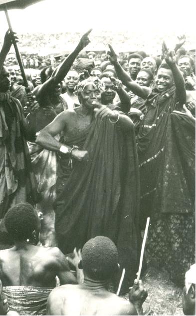 Opoku Ware II and friends