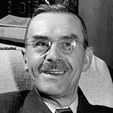 The venerable Thomas Mann