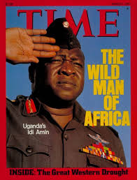 General Amin, a world personality