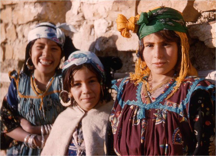 Kabyle woman